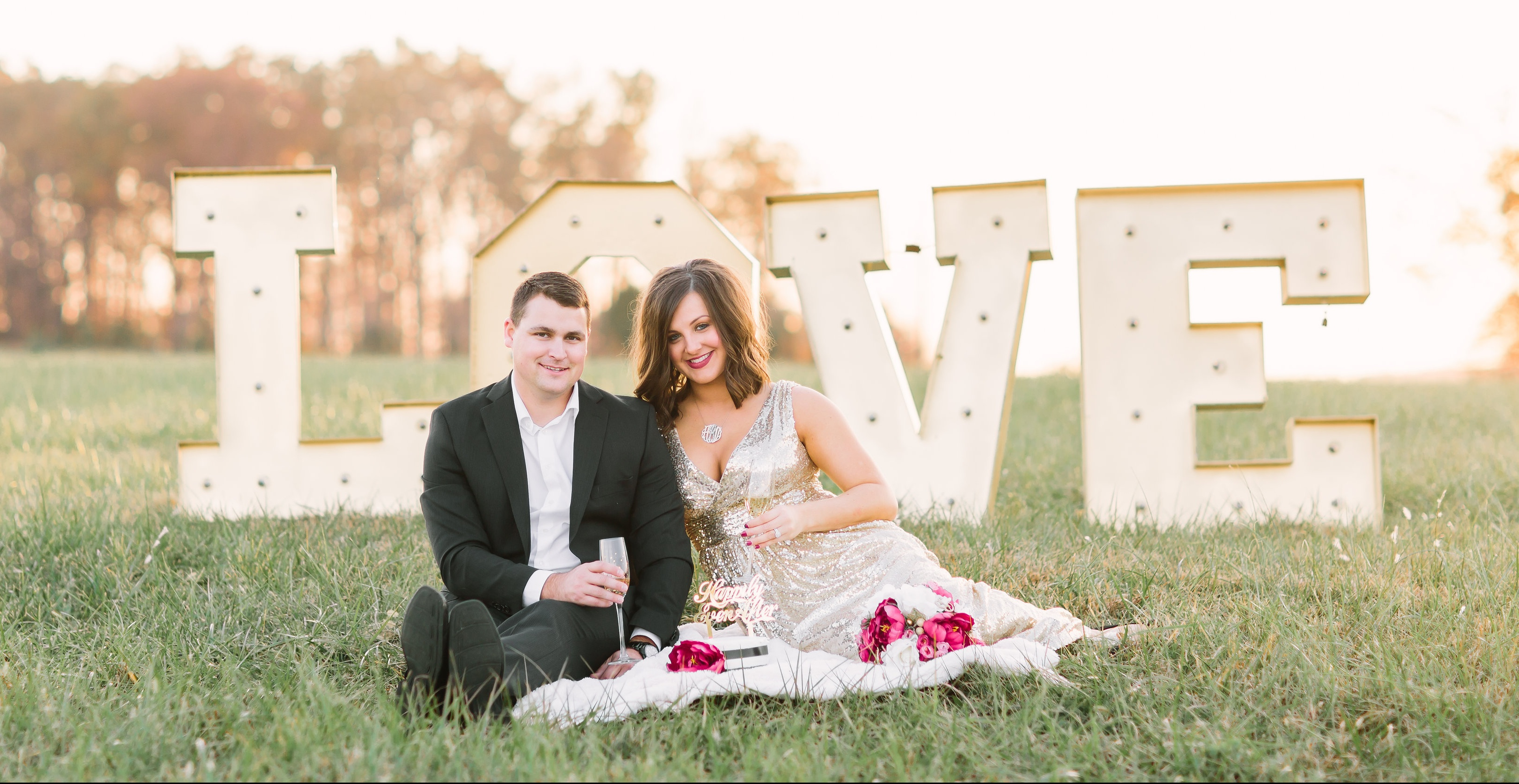 Kentucky Bride | New Year's 1st Anniversary Feature
