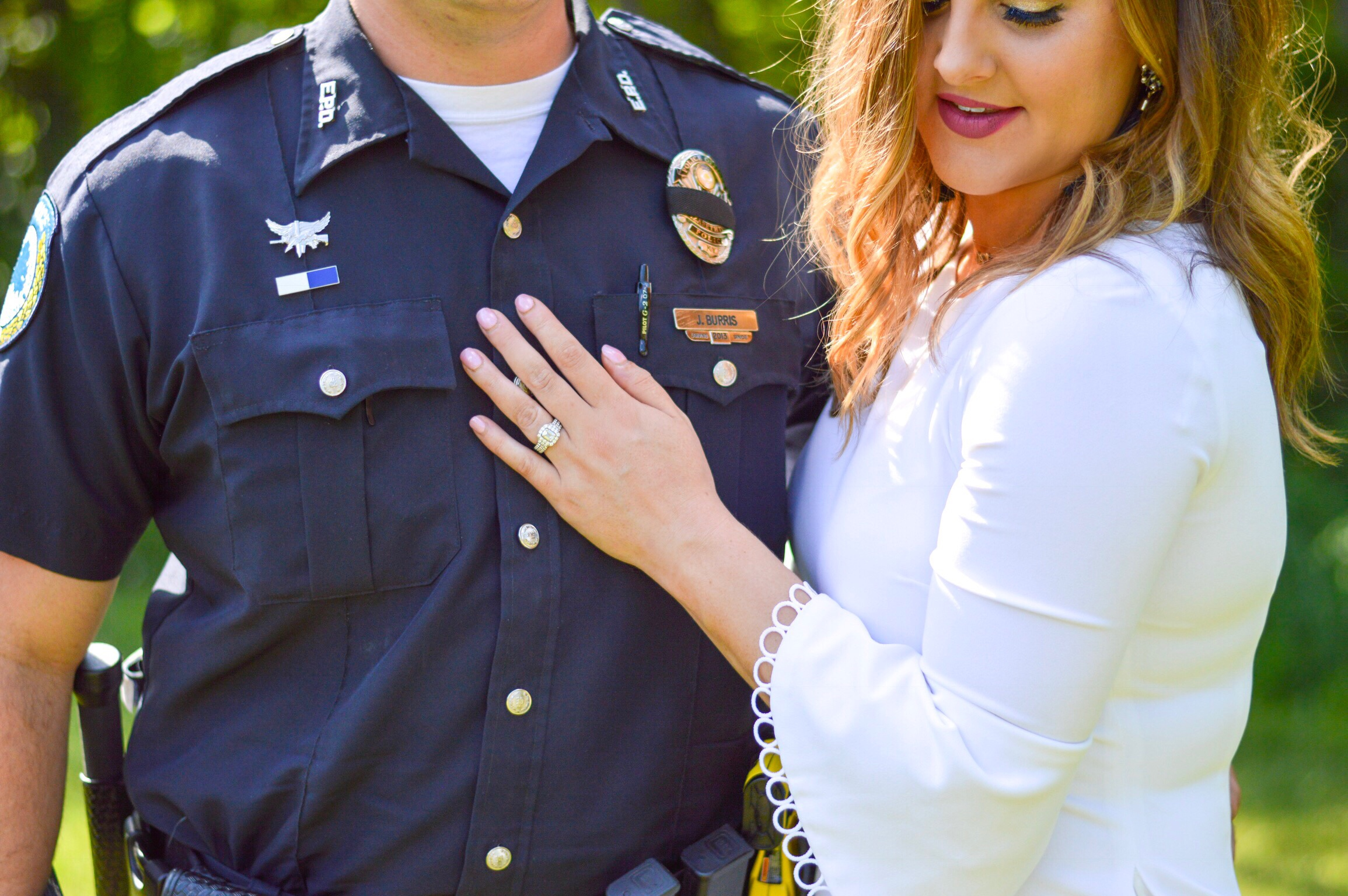Police Wife Life: 10 Things I Have Learned as a Police Wife