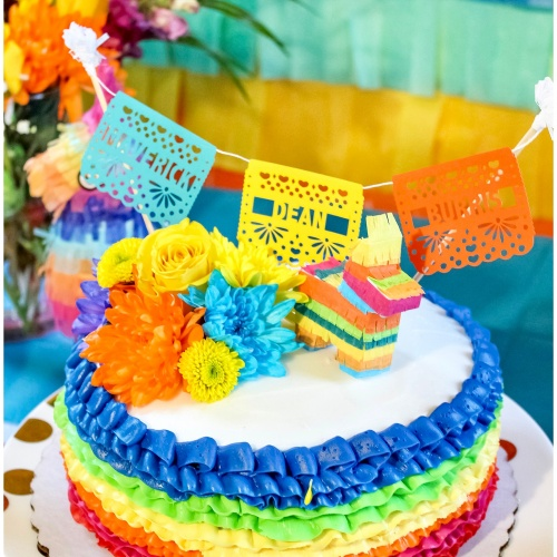 Taco 'bout a BABY | Fiesta-themed Baby Shower