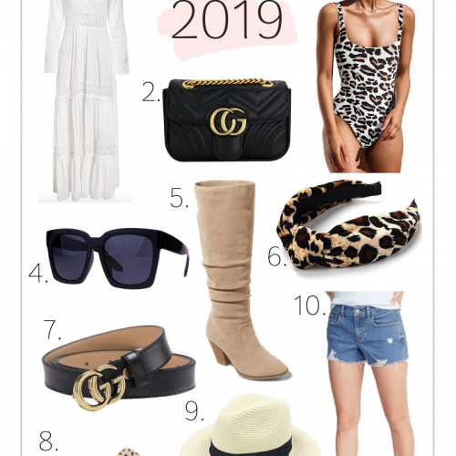 BEST OF 2019: My Most Popular Items of 2019