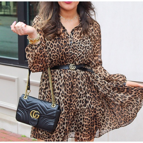 Tiger QUEEN | How to Style Leopard Print