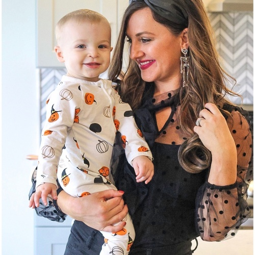 Tricks AND Treats | Halloween PJs, Earrings, & Cocktails