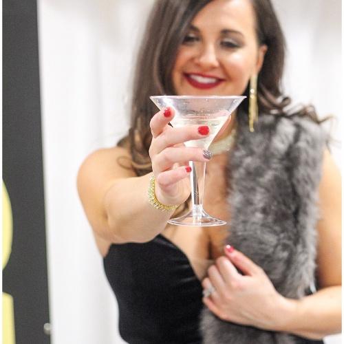 Shaken, not Stirred | James Bond NYE Party 2020