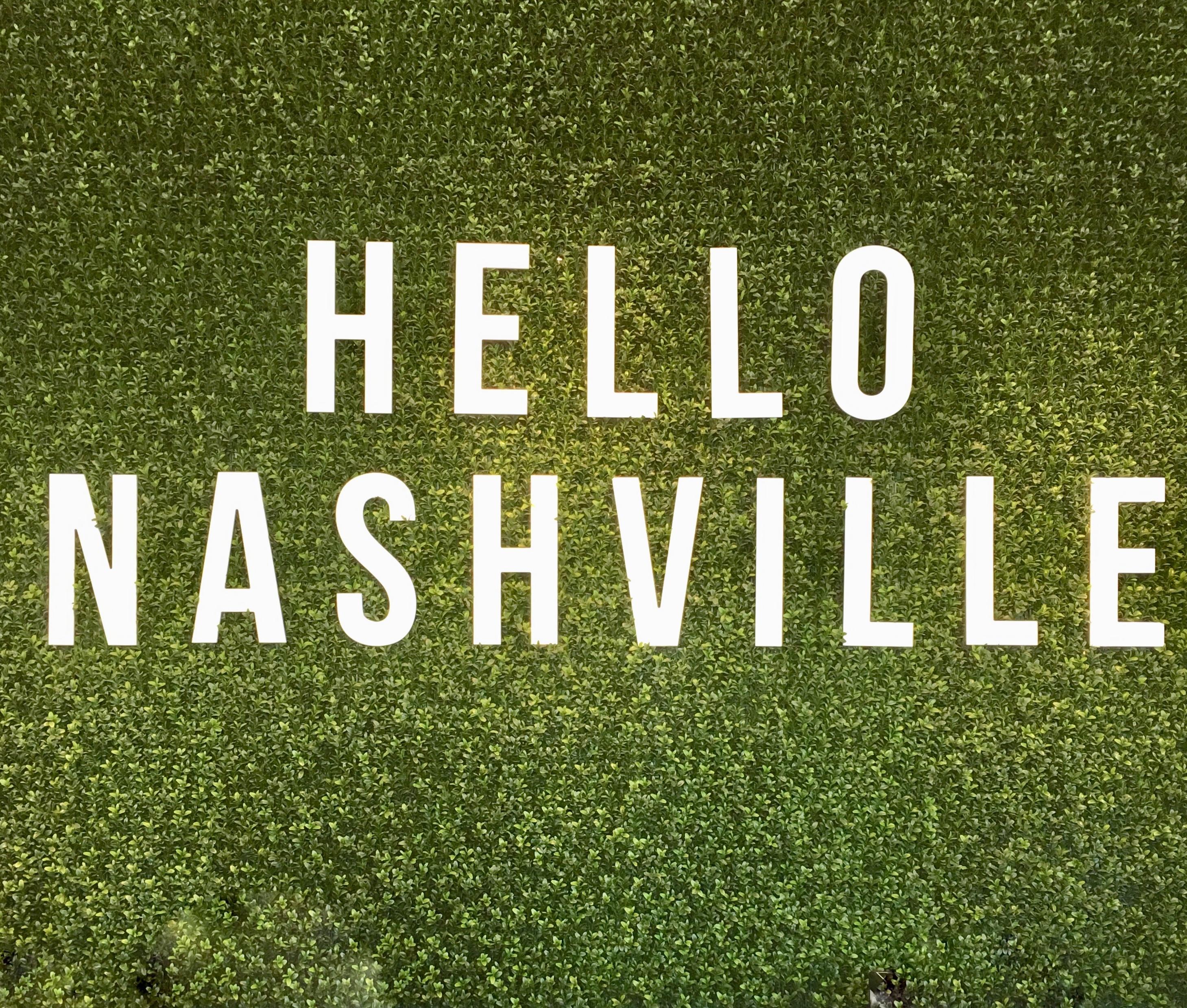 Nashville in 48 Hours!
