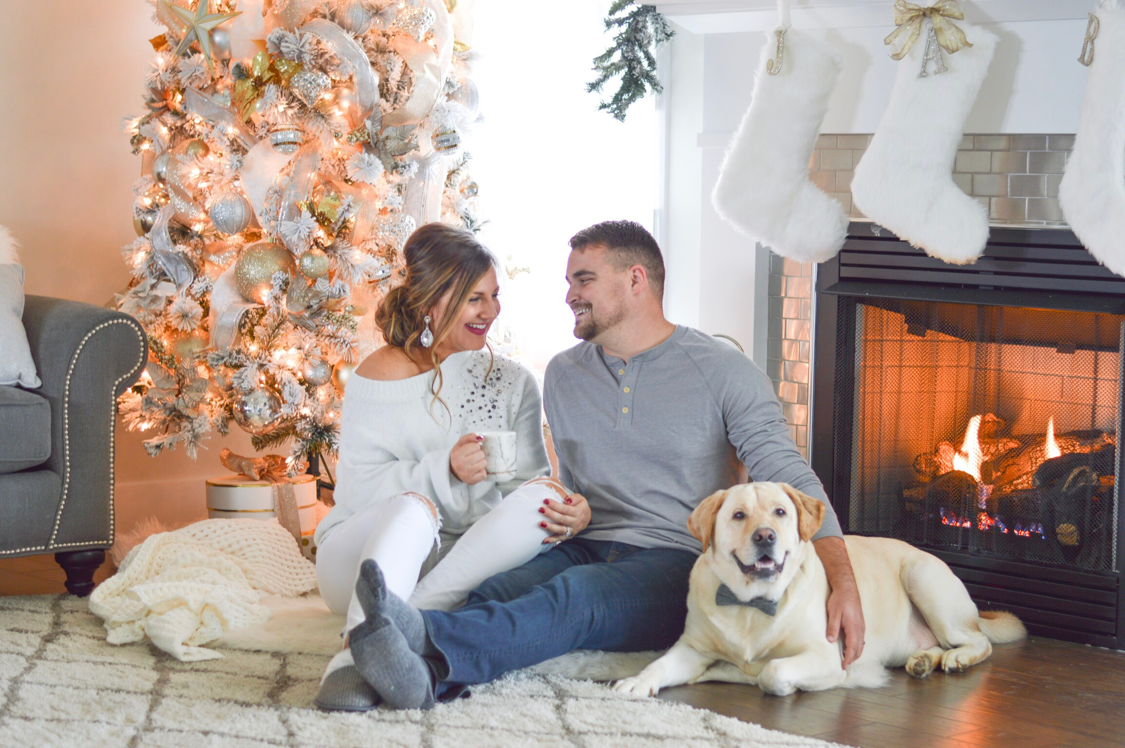 There's No Place like Home for the Holidays: Christmas Cards with Minted