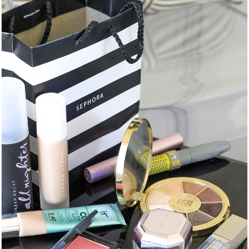 Let's Make-up   My Favorites from Sephora