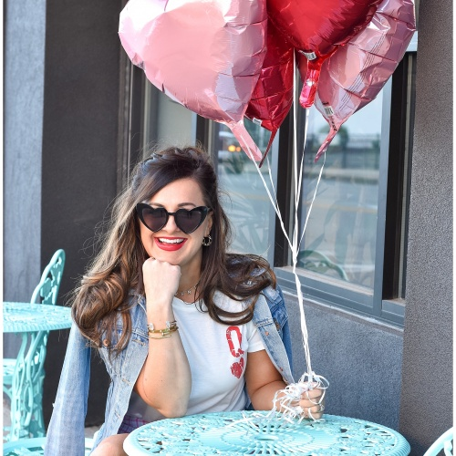 Valentine's Day Style Series | Queen of Hearts